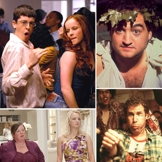 14 Movie Characters We'd Love to Party With