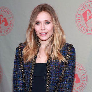 Elizabeth Olsen at Atlantic Theater Company Gala Pictures
