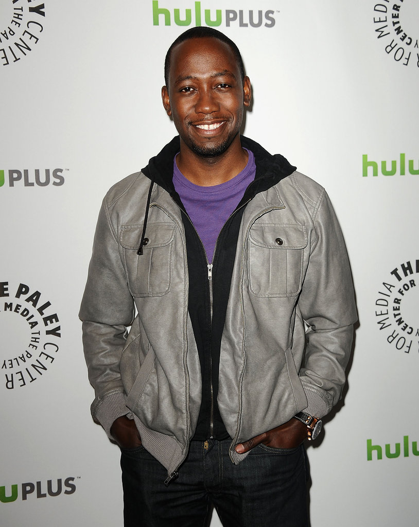 "Lamorne Morris said Zooey's eyes are ""captivating."""