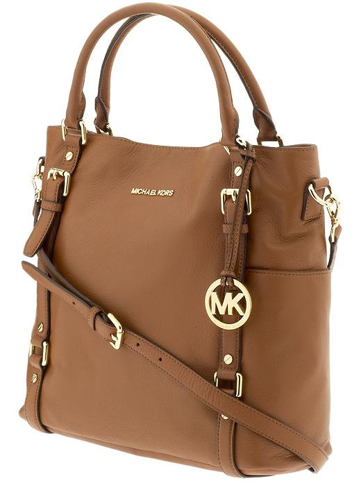 Splurge: MICHAEL Michael Kors Bedford North/South Tote ($398)