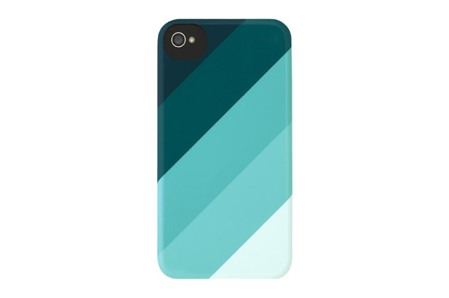 Green Prism Snap Case ($35)
