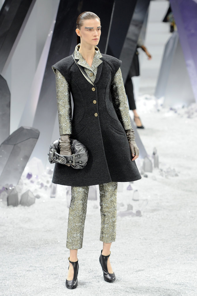 2012 A/W Paris Fashion Week: Chanel