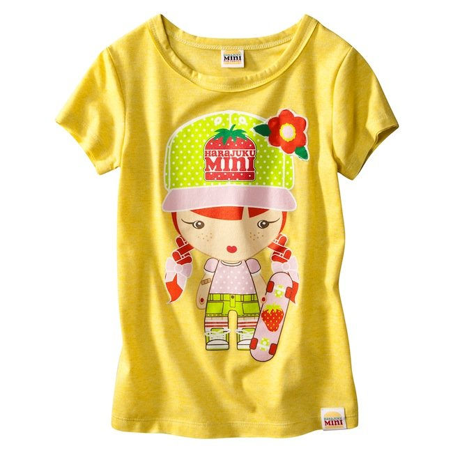 Sneak Peek: Gwen Stefani's Latest Harajuku Mini Line For Target