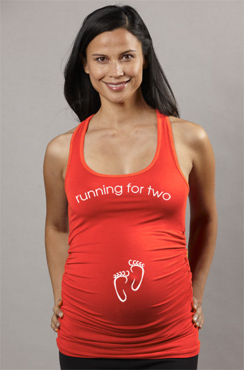 For Two Fitness Running For Two Racerbank Tank