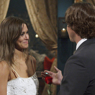 Jenna and Monica Share Tampon on The Bachelor