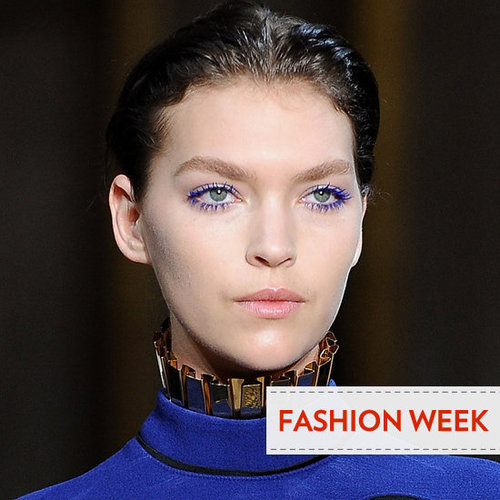 Stella McCartney Autumn/Winter 2012 Beauty Look