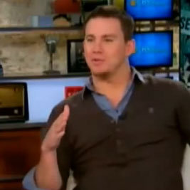 Channing Tatum and Jonah Hill CBS This Morning Video