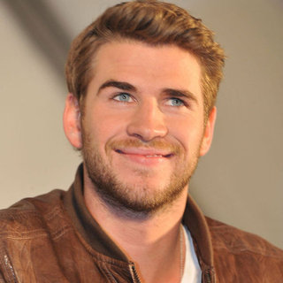 Liam Hemsworth at Atlanta Hunger Games Event Pictures