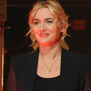 Kate Winslet Pictures on Chiambretti Wednesday Show