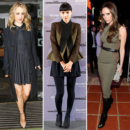 Celebs Wear Military-Inspired Pieces