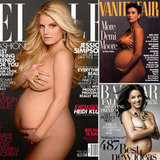 Jessica Simpson Strikes a Demi: 11 Stars Who've Posed Naked and Pregnant