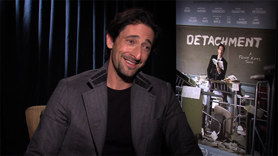 "Adrien Brody on His Favorite Hobbies, Designing a Clothing Line, and His New ""Personal"" Film"