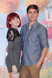 Zac Efron and Angy promoting The Lorax in Spain.