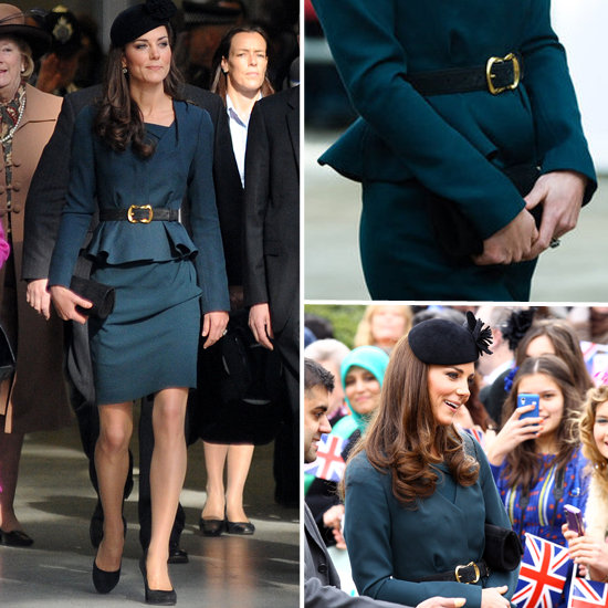 If You Need a Reason to Try Peplum, Just Look at Kate Middleton