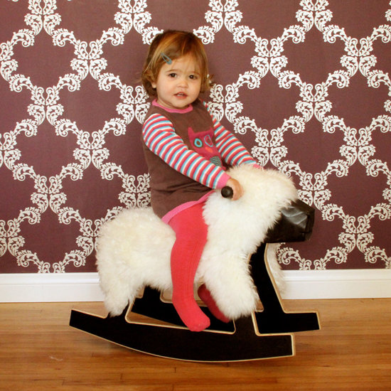 Bright Spark Design Rocking Sheep ($175)