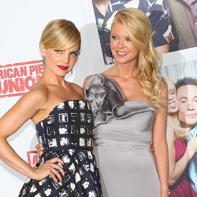 American Pie Reunion Melbourne Premiere Pictures of Tara Reid, Mena Suvari, Jason Biggs and More