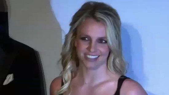 "Video: Britney Spears on Joining The X Factor — ""It Would Be Fun!"""