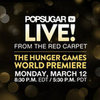 Watch The Hungers Games Red Carpet Live on PopSugar