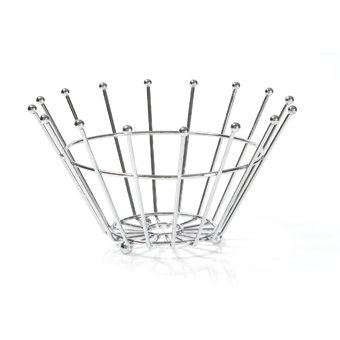 A Wire Basket 