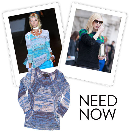Knit-Worthy: 15 Standout Sweaters to Snap Up For Spring