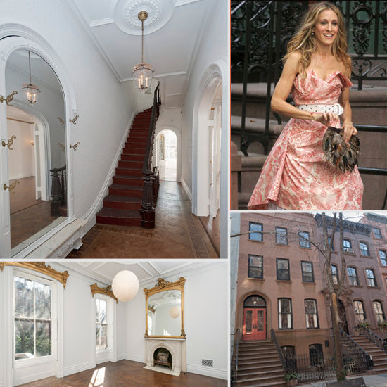 Carrie's Sex and the City Apartment Hits the Market