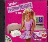 Barbie Fashion Designer CD-ROM