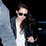Kristen Stewart Wraps Up Her Weekend With a Trip to the East Coast