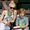 Celebrities at BNP Paribas Open Tennis Pictures