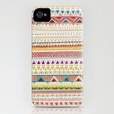 Pattern iPhone 4/4S case ($35)