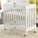 Alma Mini Urban Cot/Crib ($400)