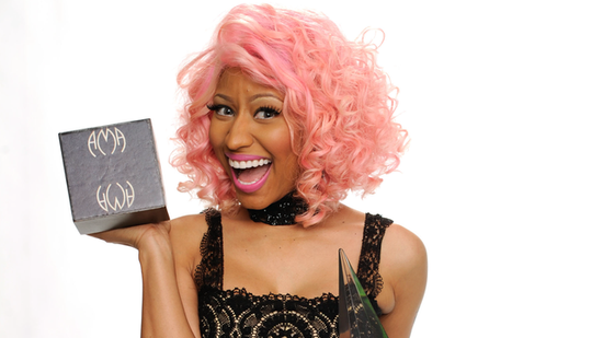 BellaSugar Beauty Awards: Nicki Minaj Reigns as Best Trendsetter