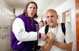 Channing Tatum and Jonah Hill in 21 Jump Street. Photo courtesy of Sony Pictures