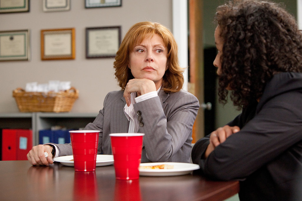 Susan Sarandon and Rae Dawn Chong in Jeff, Who Lives at Home. Photo courtesy of Paramount Pictures