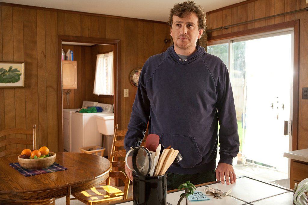 Jason Segel in Jeff, Who Lives at Home. Photo courtesy of Paramount Pictures