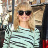 Nicole Richie NYC Fashion Star Press Stops Pictures