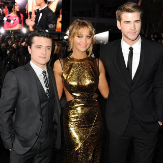 The Hunger Games Premiere Red Carpet Pictures