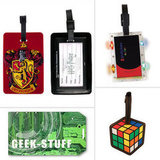 Luggage Tags For Geeky Travelers