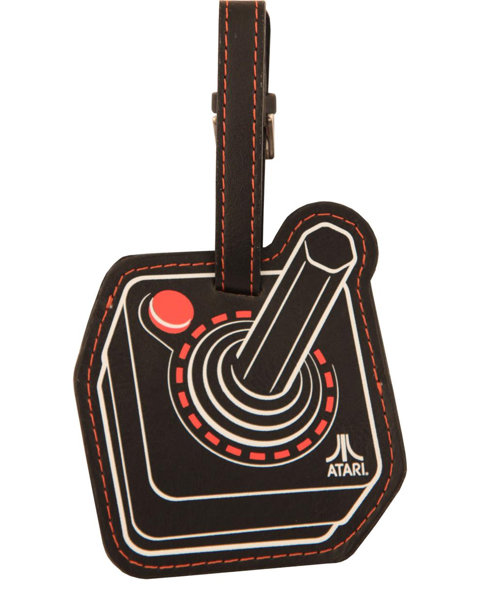 Atari Joystick Luggage Tag ($12)
