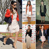Rachel Bilson Vanessa Bruno Blazers