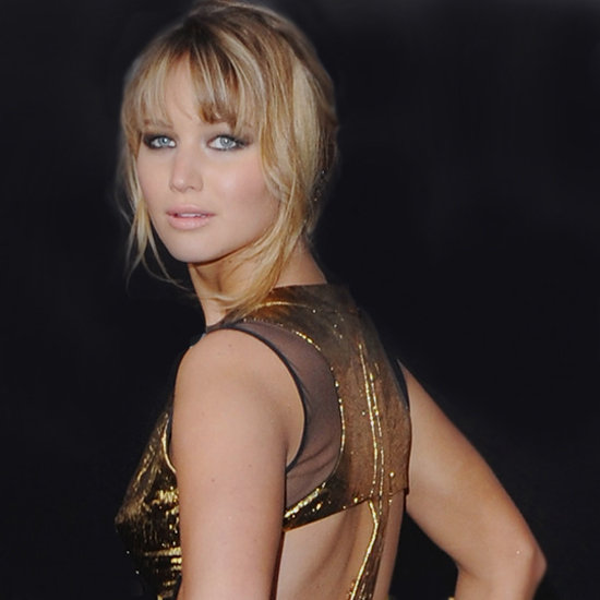 See The Fall 2012 Prabal Gurung Dress Jennifer Lawrence Wore To The <em>Hunger Games</em> Premiere