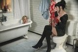 Dreama Walker and Krysten Ritter in Don&#039;t Trust the B---- In Apartment 23.