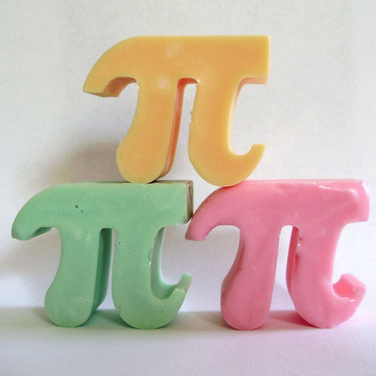 Scented Pi Soaps 