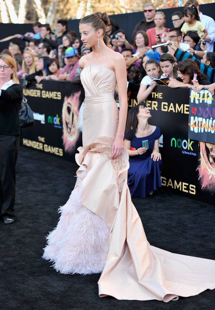The Hunger Games LA Premiere Style