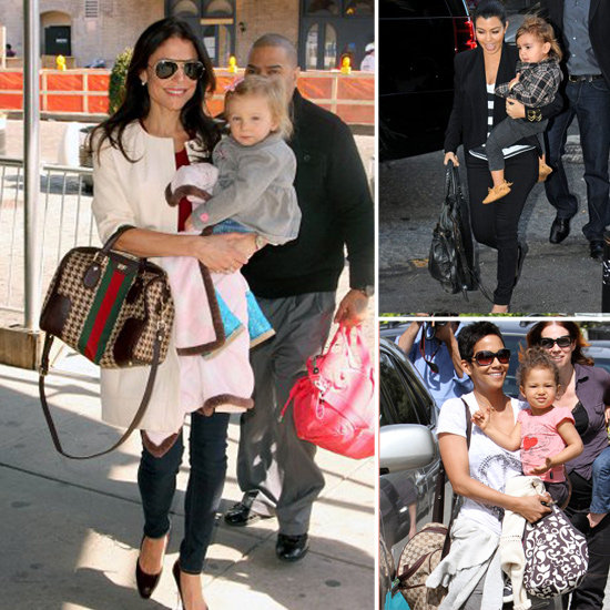 Celebrity Moms' Favorite Diaper Bags