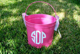 Monogram Easter Bucket ($26)