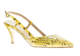 Evening Brights: Splashy Sandals