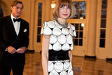 Anna Wintour in Chanel Couture