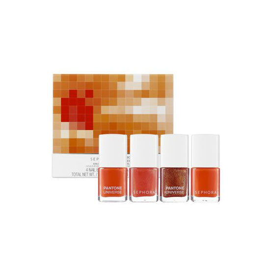 Color of the Year Nail Enamel Set ($24)