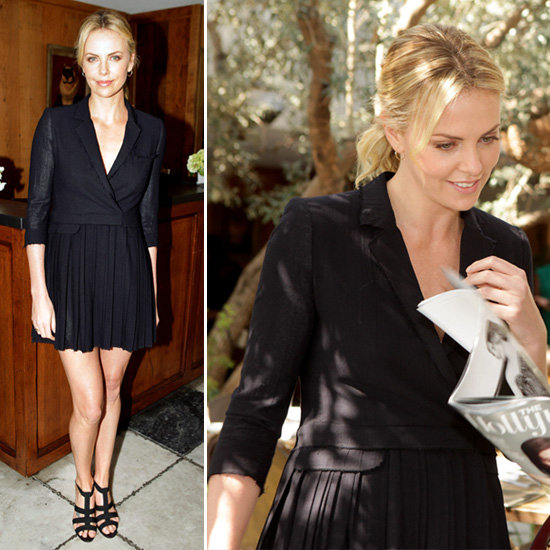 Inspired by Charlize: 14 Coats Cute Enough to Wear as a Dress