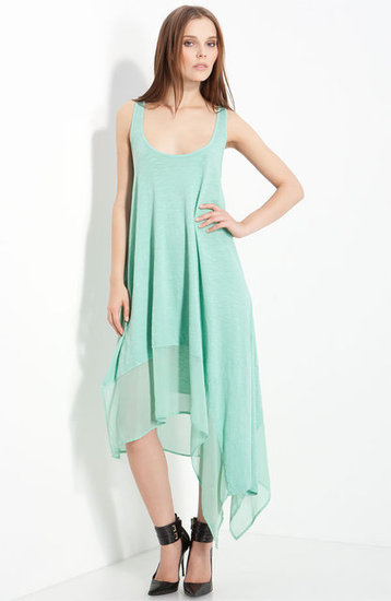 Elizabeth and James slub knit dress ($325)